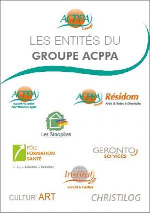 Entités du Groupe ACPPA
